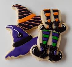 Sugar Cookie Halloween by Halloween Sugar Cookies St George Cookies