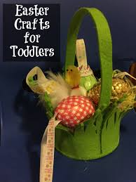 easter crafts for toddlers madame gourmand lifestylemadame our