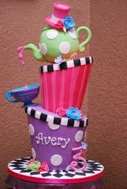 alice in wonderland mad hatter birthday party ideas alice
