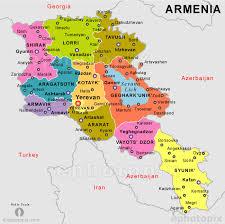 armenia on world map armenia political map political map of armenia political