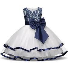 stunning navy blue birthday party dress u2013 kids dress shop