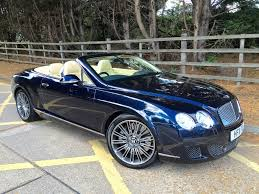 cars tv custom 2010 bentley used cars for sale in woodfordessex tdi