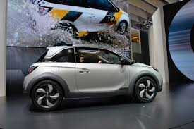 opel adam rocks opel adam rocks concept geneva 2013 picture 82501