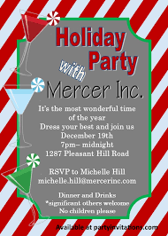 its a party cocktail party invitations christmas cocktail party