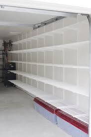 How To Build Garage Storage Shelving by Best 25 Garage Wall Storage Ideas On Pinterest Garage