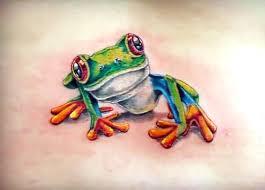 tree frog idea