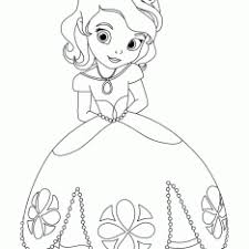 Easy Printable Disney Coloring Pages Easy Disney Coloring Pages