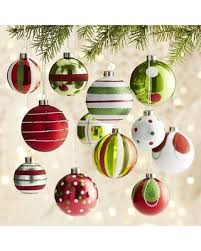 tis the season for savings on crate barrel green ornaments