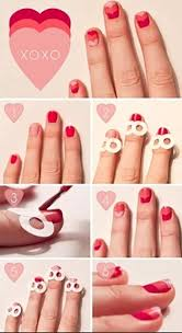 10 simple nail art designs for short nails tutorials step by step