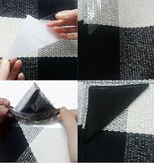 Black And White Braided Rug Amazon Com Pragoo Cotton Rug Hand Woven Checkered Carpet Braided