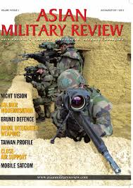asian military review july august 2011 issue by armada