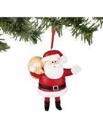 deal alert dept56 rudolph santa ornament