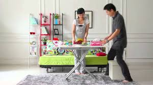 multifunction foldable coffee table youtube