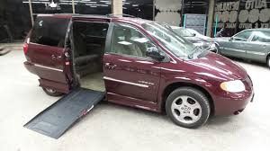 2001 dodge grand caravan sims conversion 01 dodge handicap