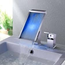 bathroom faucet with led light led bathroom faucet attractive for high tech faucets digital and in