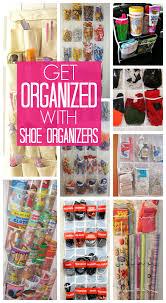 get organized with over the door shoe organizers happy go lucky