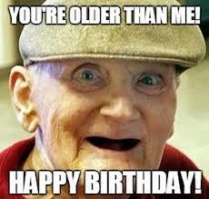 Happy Birthday Old Man Meme - old man birthday memes wishesgreeting