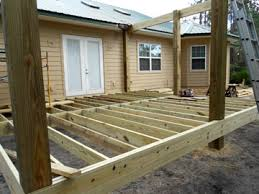 How To Build An Awning Over A Deck Building A Simple Patio Deck Buy Patio