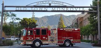 monrovia fire u0026 rescue city of monrovia