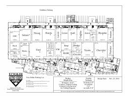 Expo Floor Plan by 2015 Utah International Auto Expo Utah Auto Show