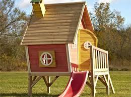 Playhouses For Backyard by Kids Playhouses Kidsplayville Com