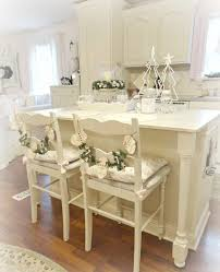 simple shabby chic kitchen for small space ideas shabby chic