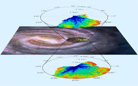 Milky Way Map Astronomers Create Maps Of Milky Way U0027s Interstellar Material