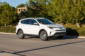 2017 toyota rav4 reviews and rating motor trend