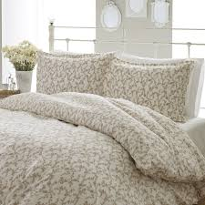 laura ashley home victoria flannel comforter set by laura ashley