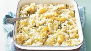 cuisiner des fenouils risotto au fenouil recettes de cuisine italienne