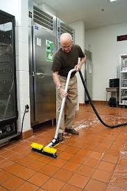 Commercial Kitchen Flooring Options by Making Commercial Kitchen Floors Safer Kaivac Cleaning Systems