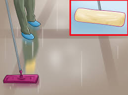 how to clean concrete floors with pictures wikihow