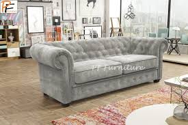 Fabric Chesterfield Sofa Bed by Imperial 2 Seater Sofa Bed Fabric Sofas 3 2