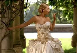 pre owned wedding dresses what goes around comes around beyonce s baracci is for sale