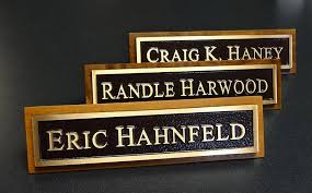 custom office desk signs amazing best engraved name plates for office desk nameplates signs