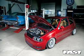 modified volkswagen polo fast car wallpapers fast car