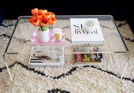 white coffee table books styling your coffee table coffee interior styling and lucite