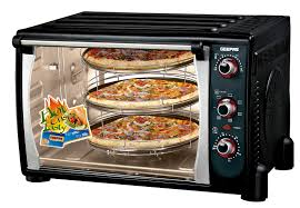 Pizza Oven Toaster Electric Pizza Oven Go4456 Geepas For You For Life