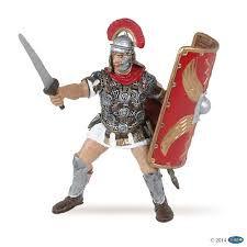 figurine roman centurion figurines historicals