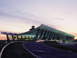 Washington Dulles Airport Map by Dulles Airport Fairfax County Economic Development Authority