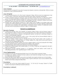 sle chronological resume resumes resumen how to write fieldstation co resume in a