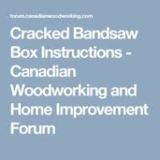 Canadian Woodworking Magazine Forum by Templates 3 Bandsaw Boxes By Dakremer Lumberjocks Com
