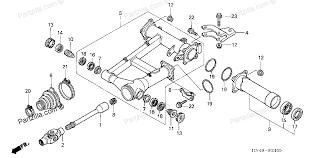 help recon axle bearing stuck in swing arm page 2 honda atv forum