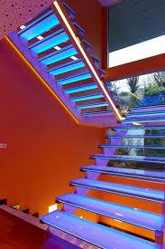 stair lighting led ideas indoor outdoor stair lighting ideas