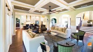 model home interior designers dostie u0027s creative and classic palencia model home deremer studios