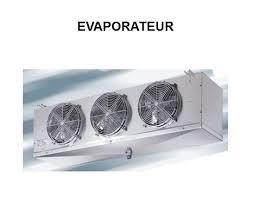 ventilateur chambre froide groupe frigorifique pour chambre froide positive groupe