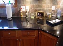 Backsplash For Black Granite by Looking For Some Backsplash Ideas Dark Granite Light Floor