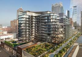 condos in york city 520 w 28th street architecture