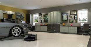 Cool Garage Storage Flooring And Desks In The Garage So Cool Garage