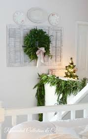 bling home decor christmas wreath french country home decor